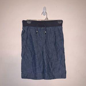 Gap boys' chambray shorts. Great condition.